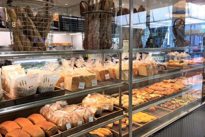 パン屋のバイトイメージ