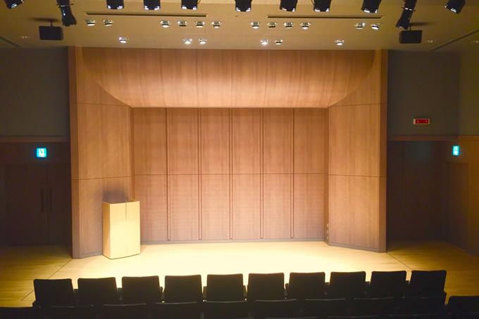 コンサートホールのバイトイメージ