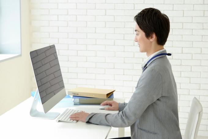 Webデザイナーのバイトイメージ
