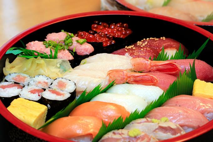 寿司のバイトイメージ