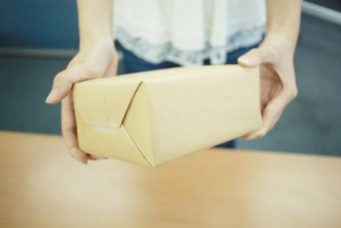 郵便局の仕分けのバイトイメージ