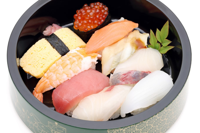 寿司屋のバイトイメージ