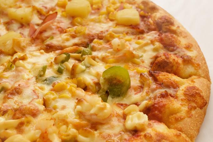 ピザのデリバリーのバイトイメージ