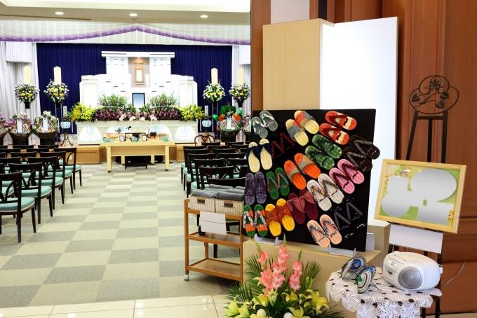 葬儀場のバイトイメージ