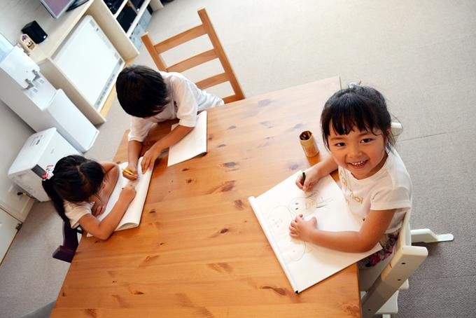 学童保育のバイトイメージ