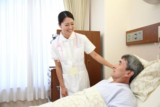 看護師のバイトイメージ