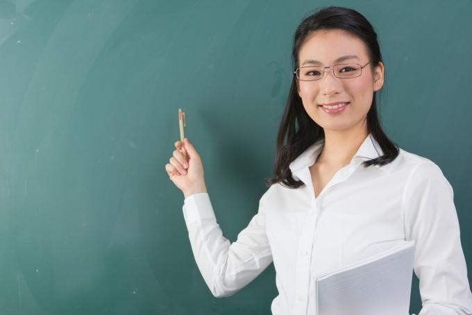 塾講師のバイトイメージ