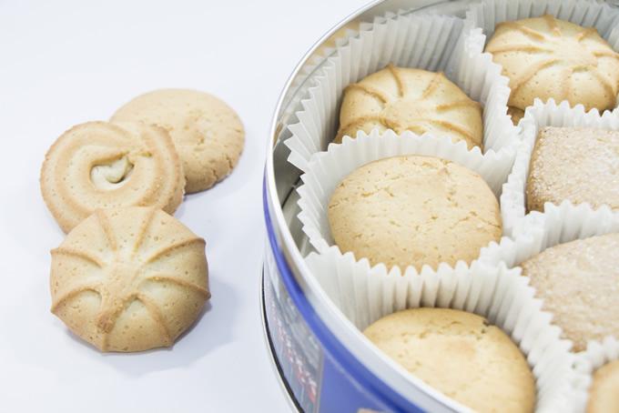 クッキーの差し入れ