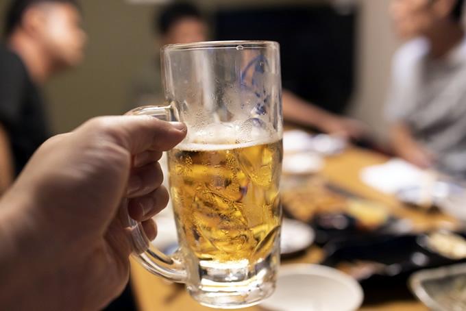 飲み会の風景