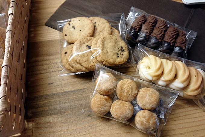 複数のクッキー