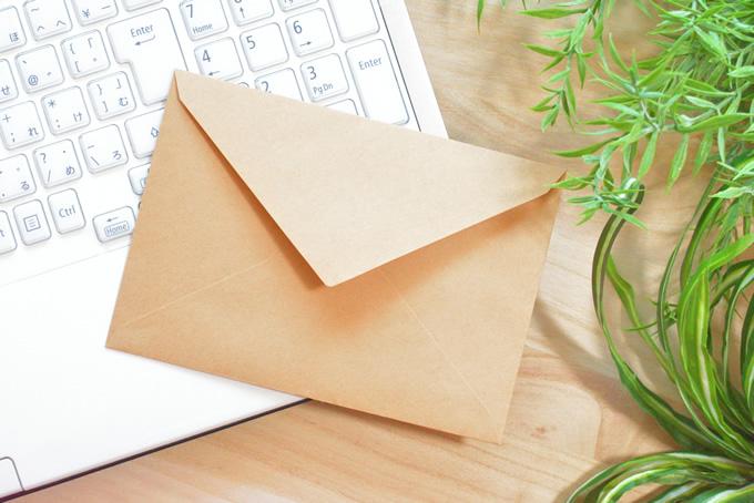 メールとパソコン