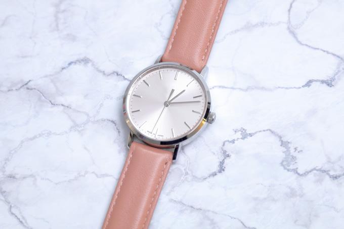 オシャレな腕時計